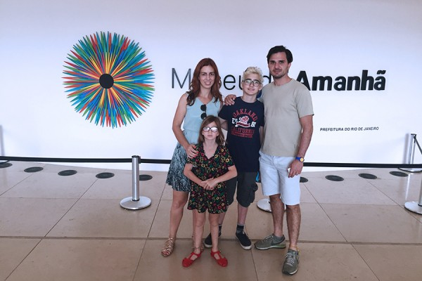 Museu do Amanha - Rio de Janeiro