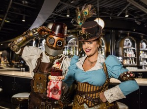 The Toothsome Chocolate Emporium and Savory Feast Kitchen