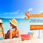 Summertime - ofertas para as férias