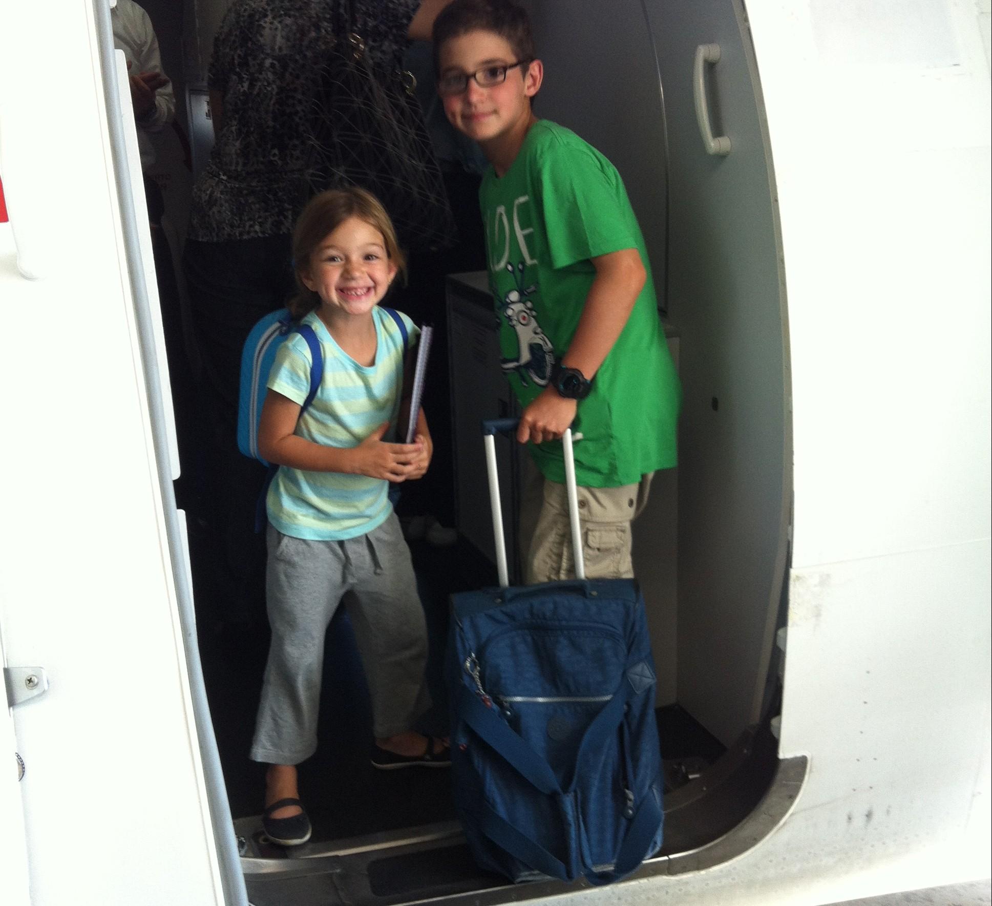 Como conciliar as viagens e a escola?