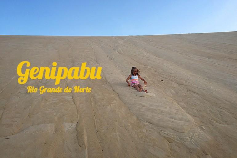 Dunas de Genipabu (Natal)