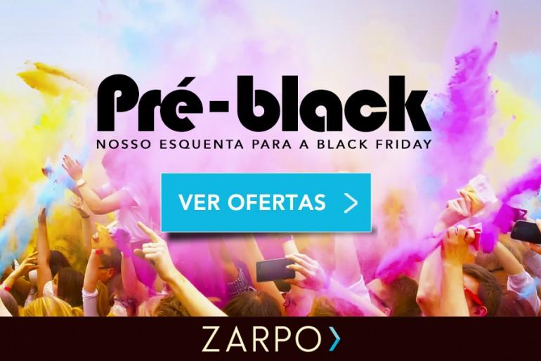 Promoção de Hotéis Pré-black Zarpo