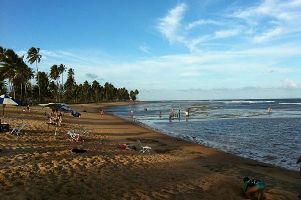 Papa Gente, Praia do Forte