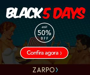 Black 5 days Zarpo