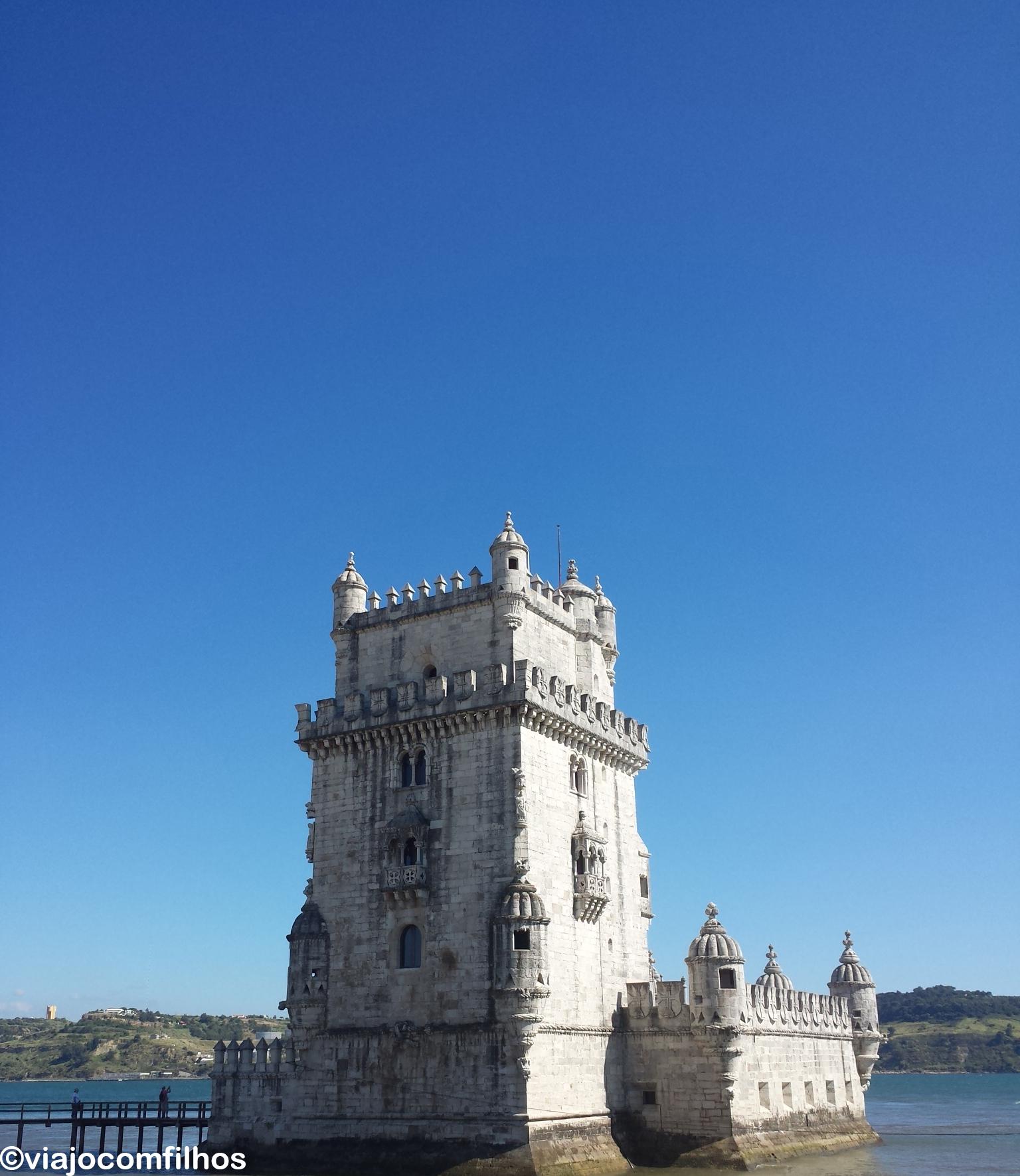 Roteiro de Lisboa - Torre de Belem