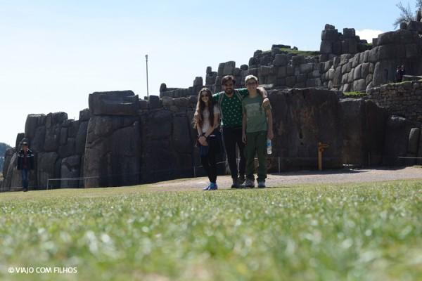 Sitios Arqueologicos Cusco - Peru