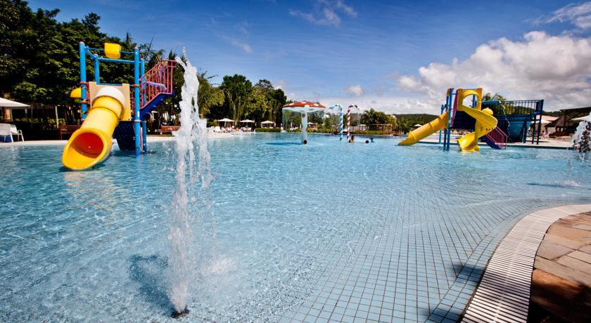 iloa - hotéis com playgrounds e parques aquáticos