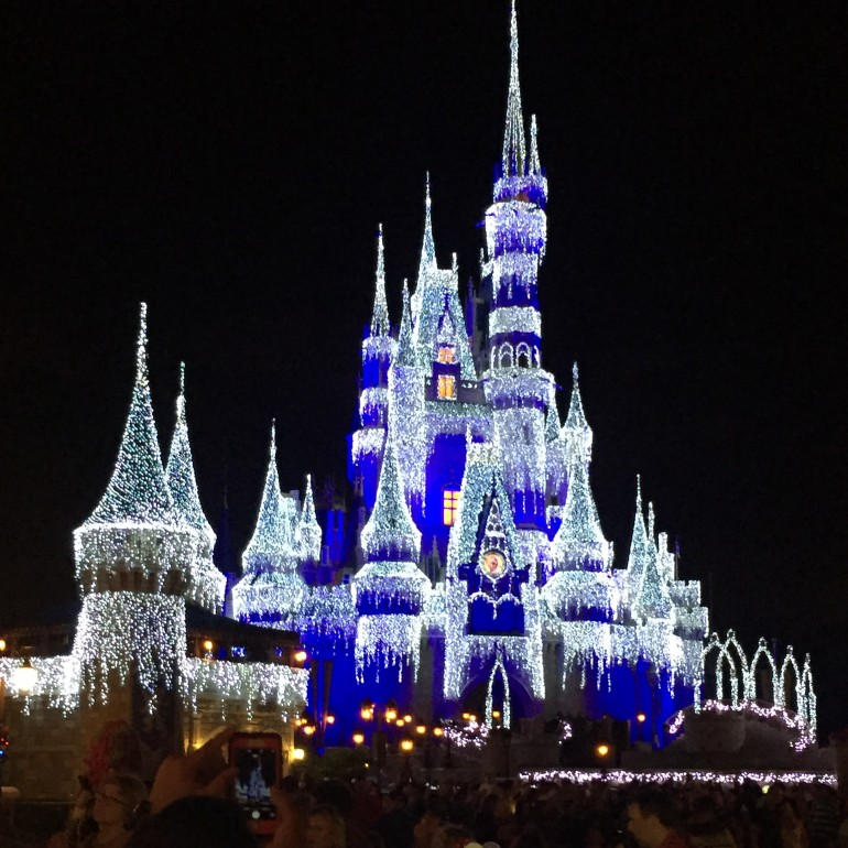 Mickey's Very Christmas Party, a festa de Natal na Disney