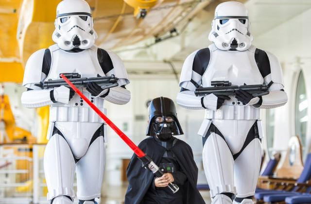 Cruzeiros da Disney:  Star Wars Day at Sea e Marvel Day at Sea