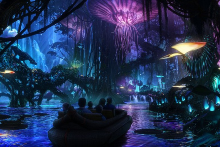 Avatar na Disney: Animal Kingdom vai ter o reino Pandora