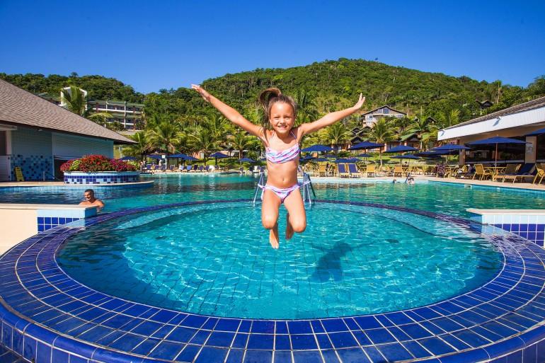 Férias em março: o verão continua no Infinity Blue