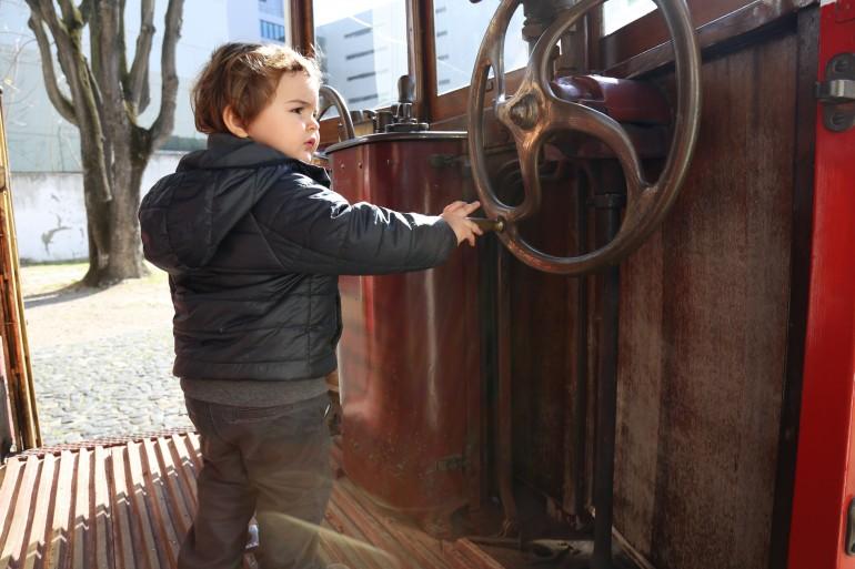 Lisboa com crianças: Museu da Carris