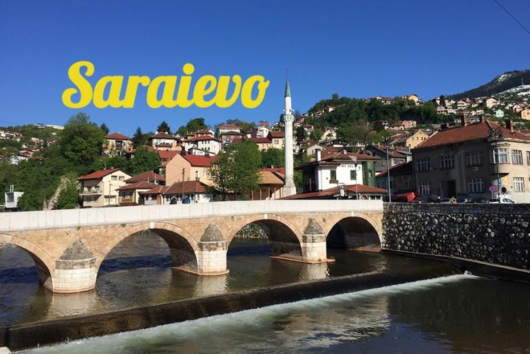 Saraievo: uma cidade surpreendente