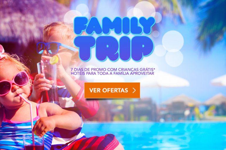 Criança não paga estadia em hotéis do Family Trip Zarpo