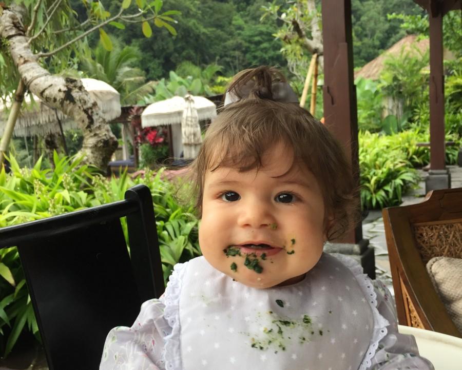 Alimentacao de bebes em viagem internacional