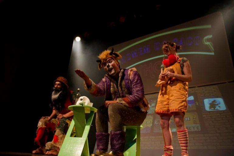Festival de Teatro Infantil Brinque estreia neste fim de semana