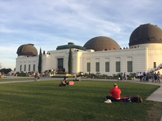 Griffith Observatory, em Los Angeles