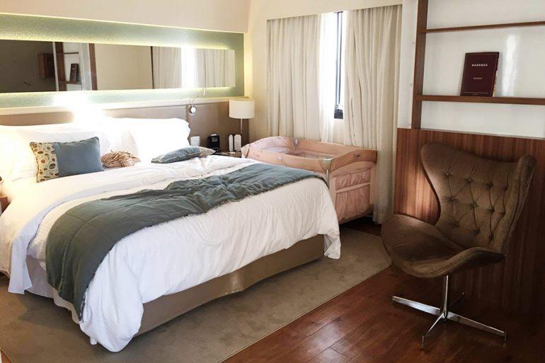 Hotel em São Paulo – Clarion Faria Lima