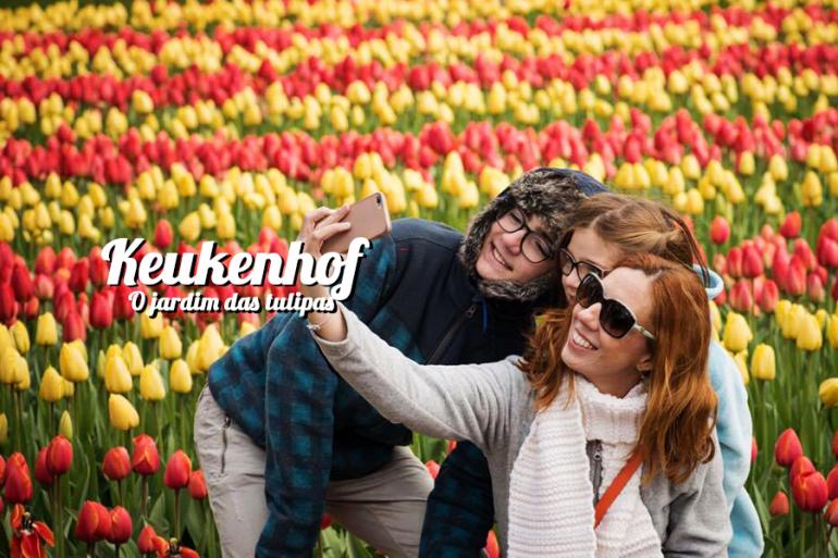 Keukenhof – os jardins de tulipa da Holanda