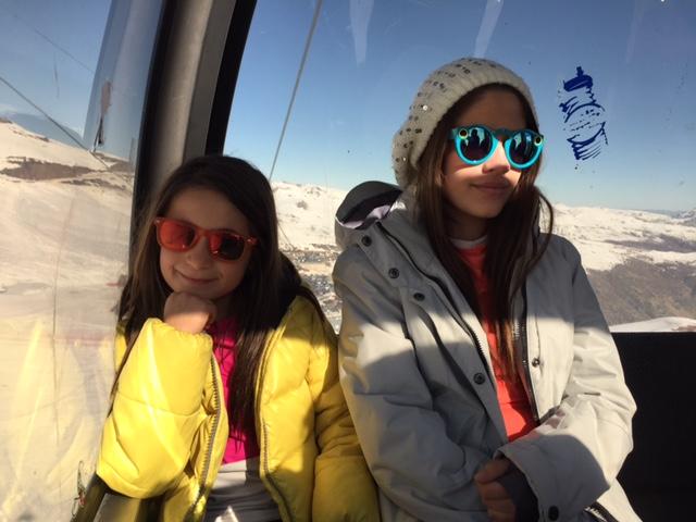 Valle Nevado – como fazer uma mala para a neve