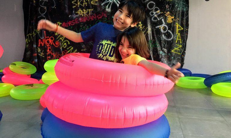 Visitamos a nova atração infantil de São Paulo, o Museu da Imaginação