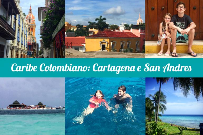 Roteiro no Caribe Colombiano: Cartagena e San Andrés
