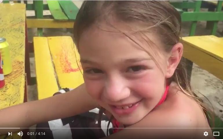 San Andres e Cartagena com crianças – vídeo