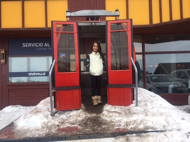 Valle Nevado – Hotel Puerta del Sol