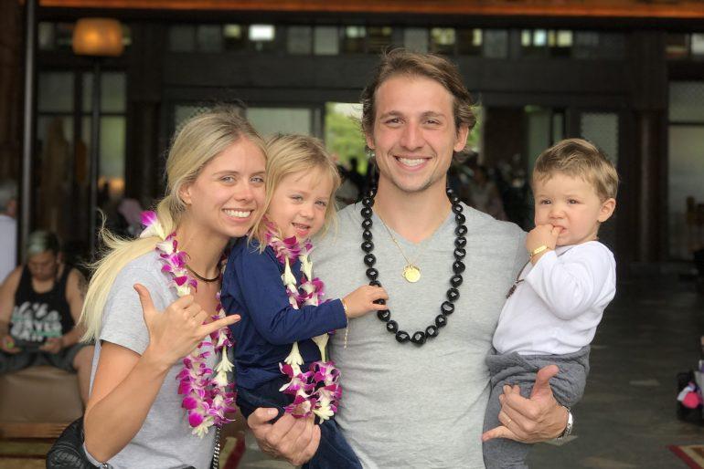 Havaí com crianças (Hawaii)