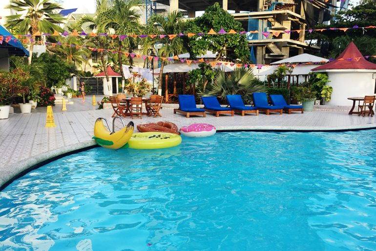 Hotel em San Andres: Arena Blanca
