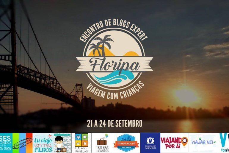 Encontro de blogueiros de viagem em família em Florianópolis