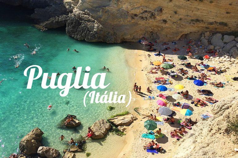 Região da Puglia, Itália