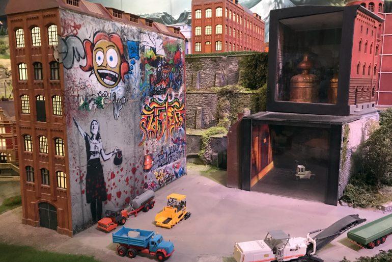 Nova York com crianças: Gulliver's Gate