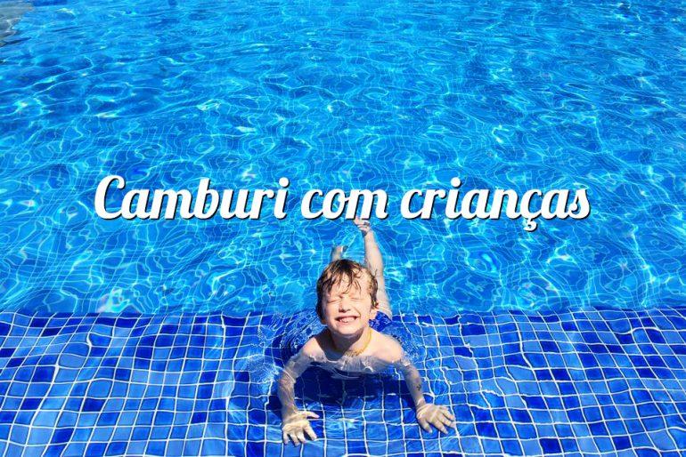 Beach Hotel em Camburi com crianças (litoral São Paulo)