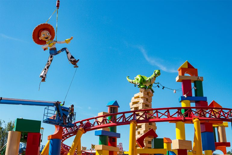 Toy Story Land no Disney's Hollywood Studios