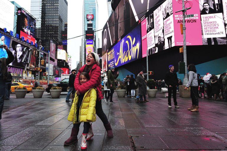 Aladdin: espetáculo da Broadway em Nova York