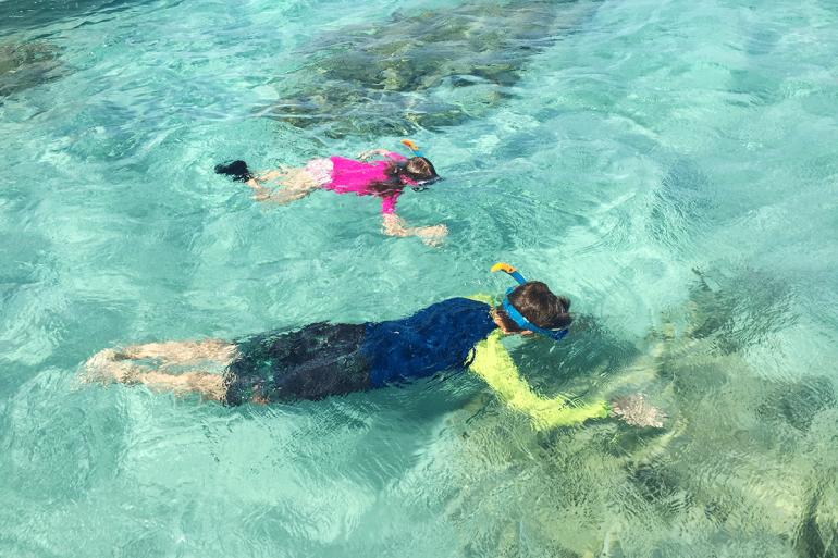 As melhores viagens com crianças: Perobas