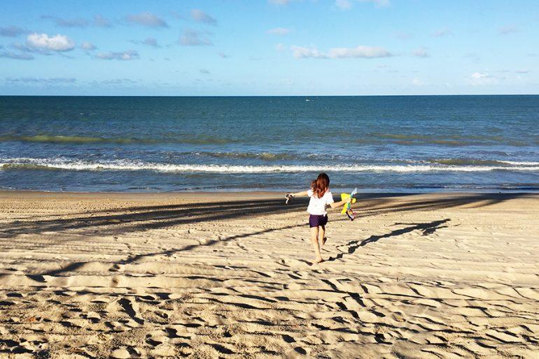 Por que eu viajo com meus filhos?