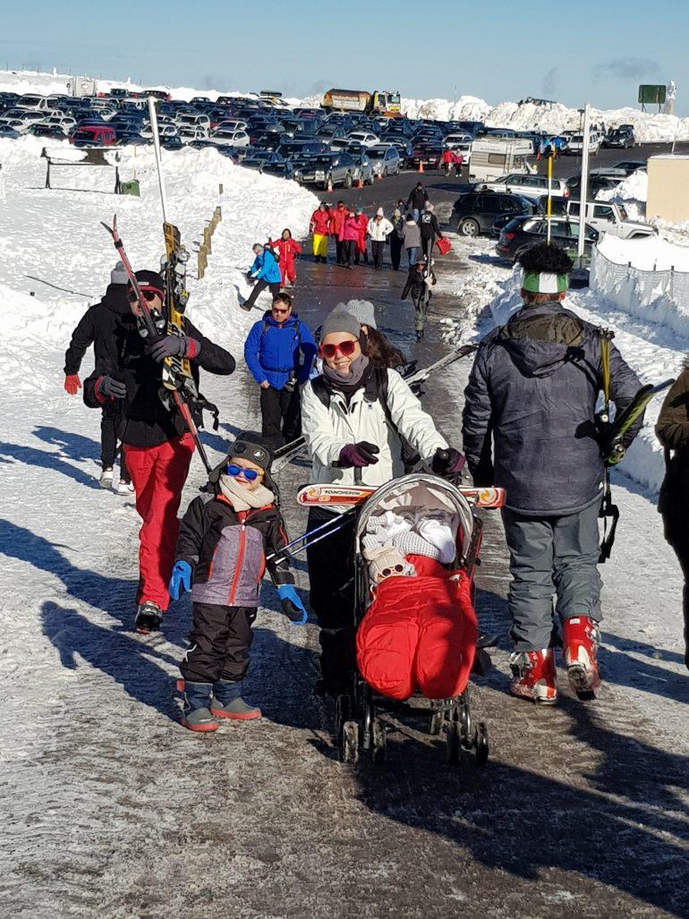 Esquiar perto de Portugal: Béjar, uma ótima opção