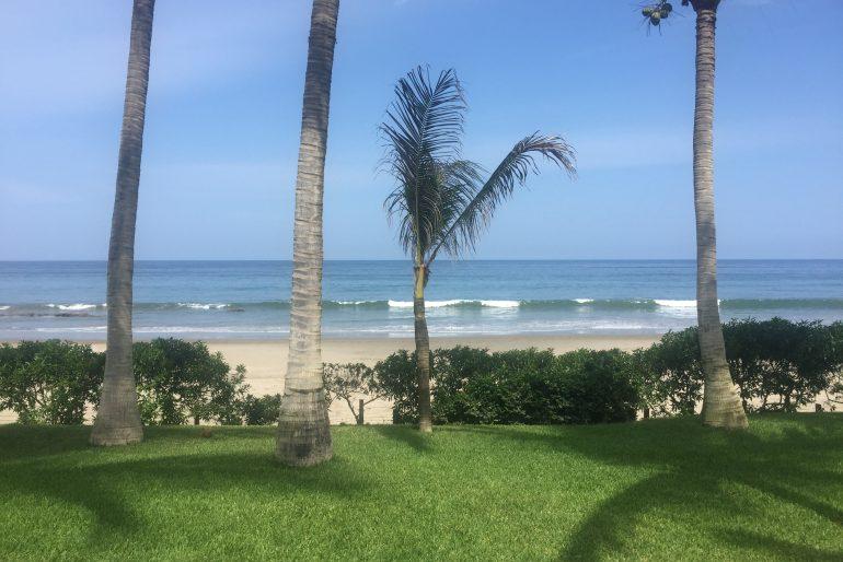 Mancora, no Peru, uma praia deliciosa para levar as crianças