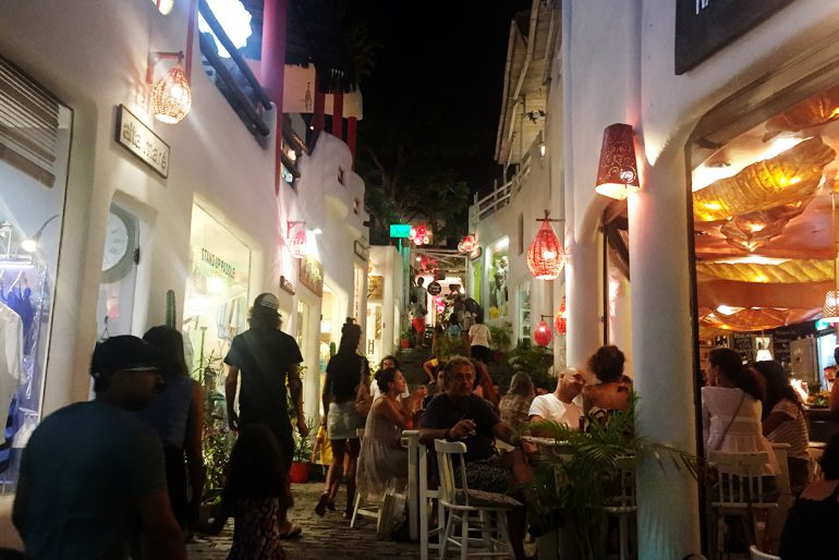 Restaurantes na Pipa
