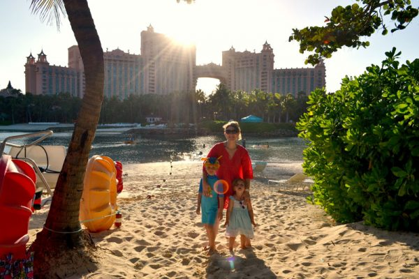 The Atlantis – Bahamas