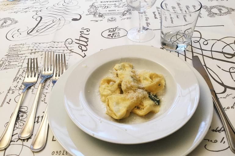Curso de culinária na Itália (Bolonha)