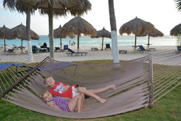 Aruba com Filhos - Eagle Beach