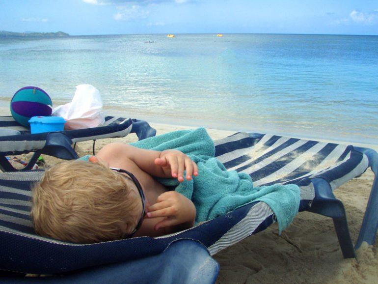 Jamaica Com Filhos
