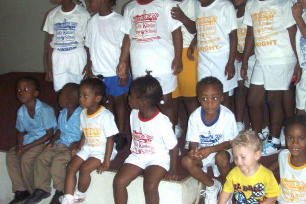Jamaica com Crianças