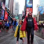 Roteiro em Nova York