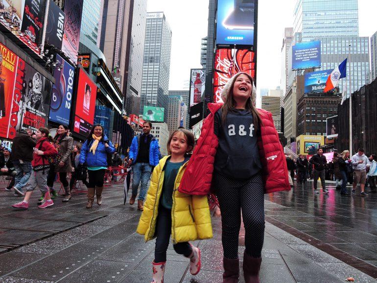 Roteiro em Nova York com Crianças – 5 dias