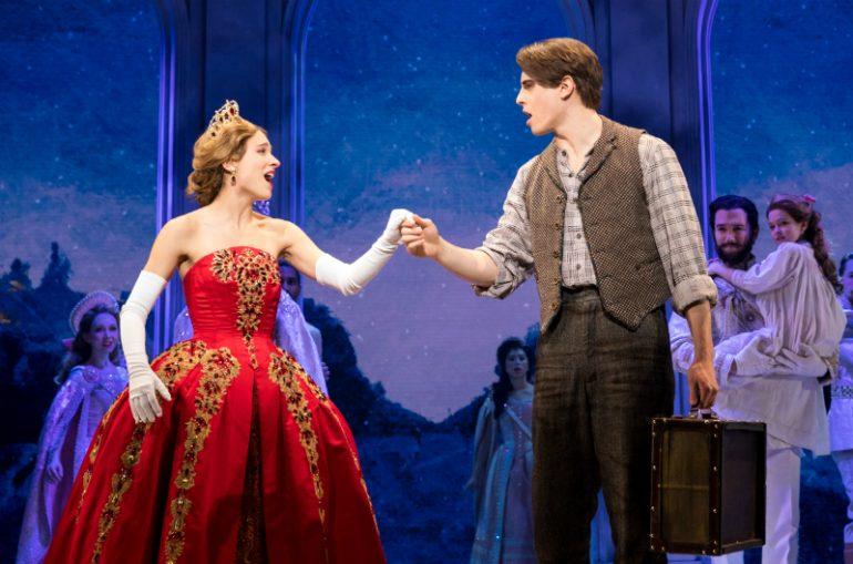 Anastasia, espetáculo musical da Broadway