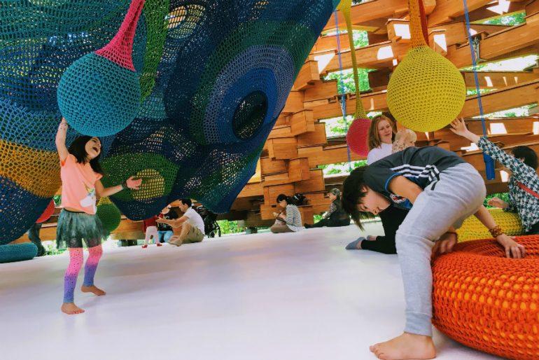 Japão com crianças: o 'parquinho' mais legal do mundo